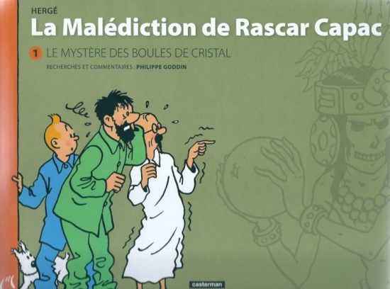 La Malédiction de Raspar Capac