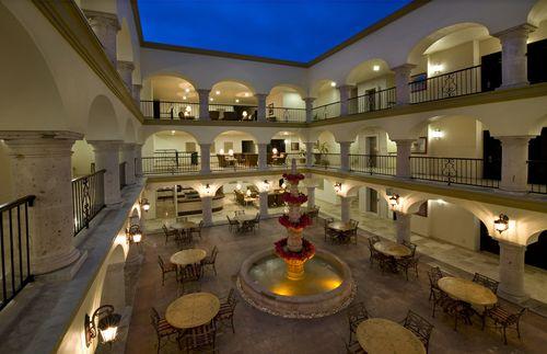 Las Villas Hotel  Spa en Estrella del Mar Mazatlan