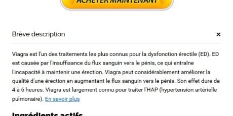 Acheter Médicament Sildenafil Citrate En Ligne Québec. Pharmacie Denain