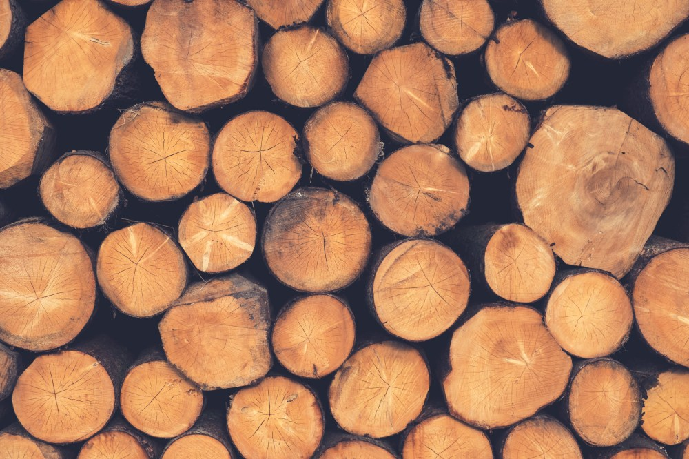 wooden logs pictures download