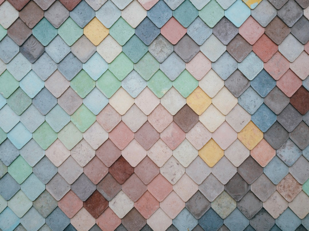 Tile Pattern Pastel And Minimalist HD Photo By Andrew