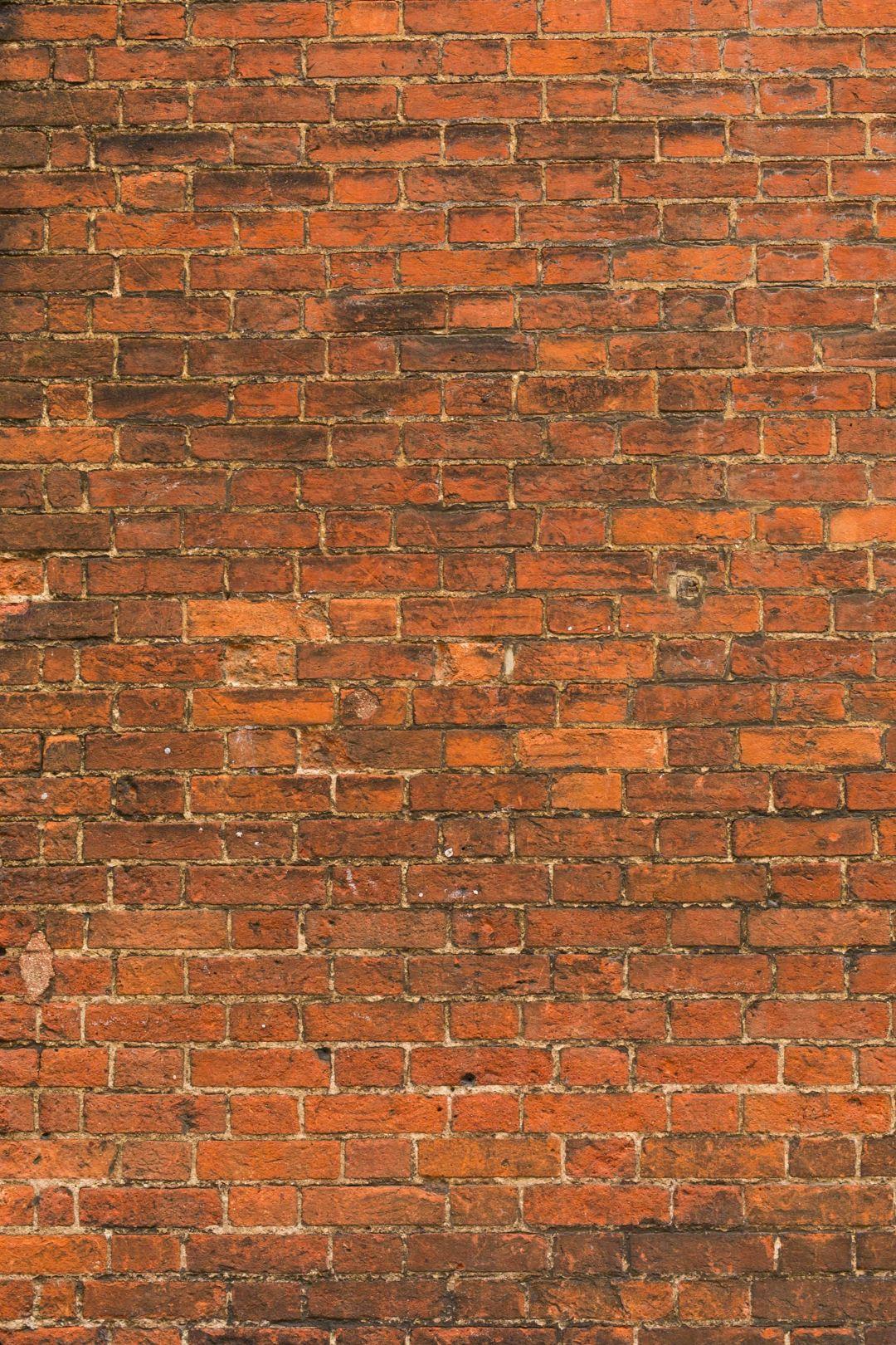 Oxford Brick Wall Photo By Kristina Kashtanova