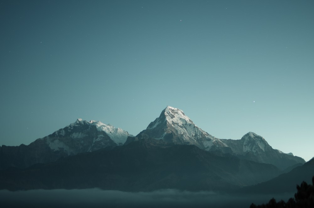 best 100 stunning mountains