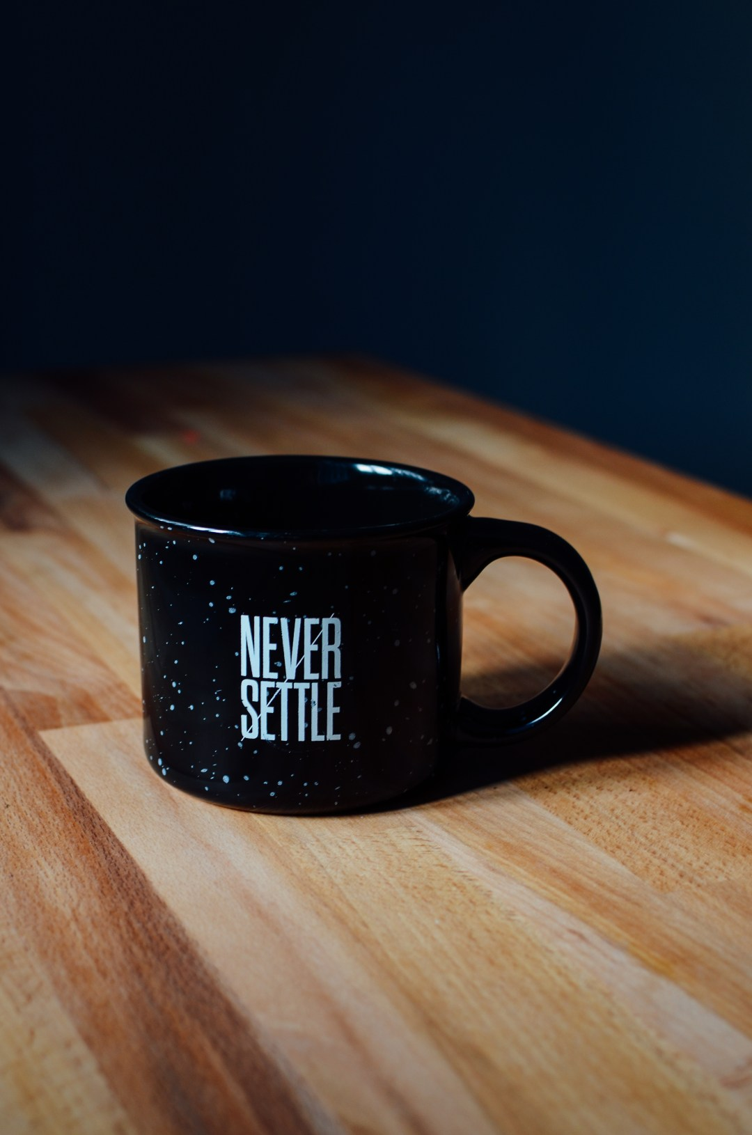 Beautiful Wallpapers With Quotes Of Life Never Settle Mug Photo By Ryan Riggins Ryan Riggins On