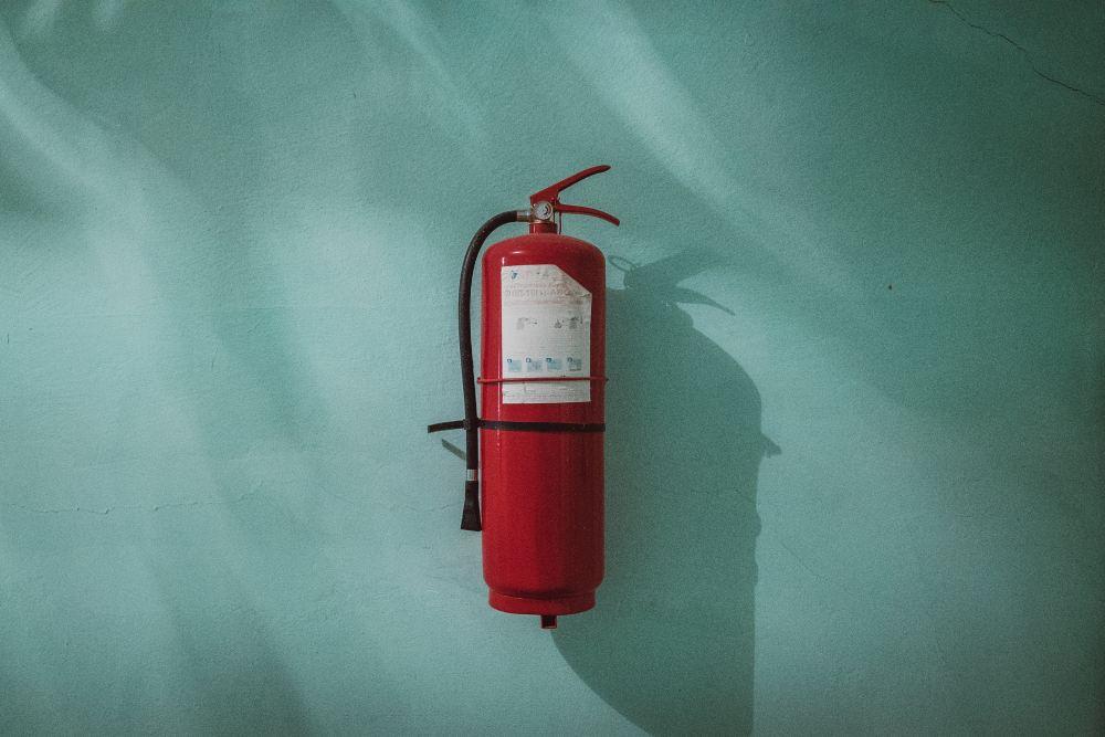 Red Wallpaper Hd Fire Extinguisher Hd Photo By Piotr Chrobot Chrumo On