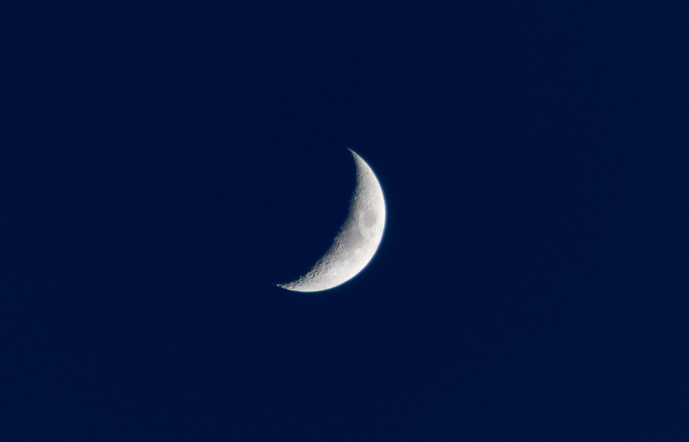 crescent moon pictures hq