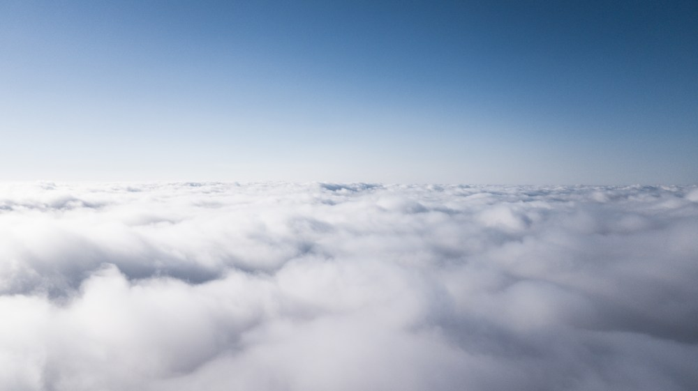 above the clouds pictures