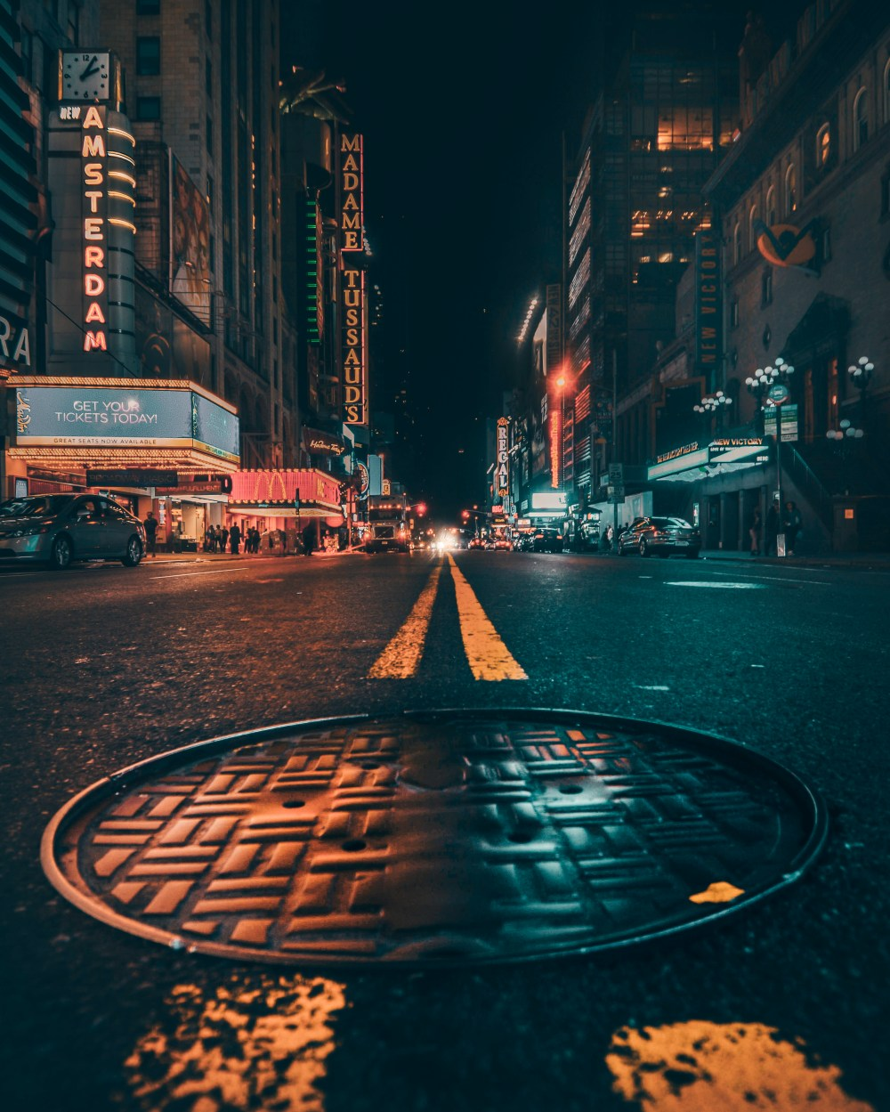 City Background Hd : background, Night, Pictures, Download, Images, Unsplash