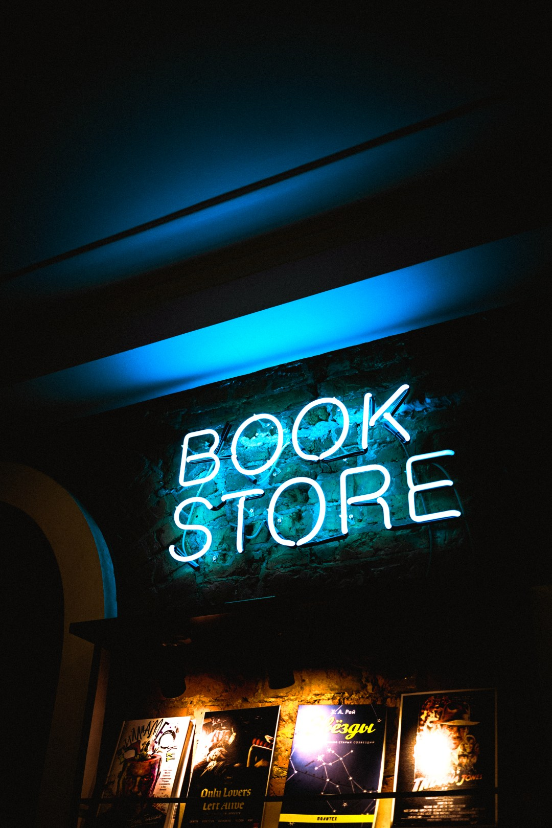 Book store books store and sign HD photo by Serge
