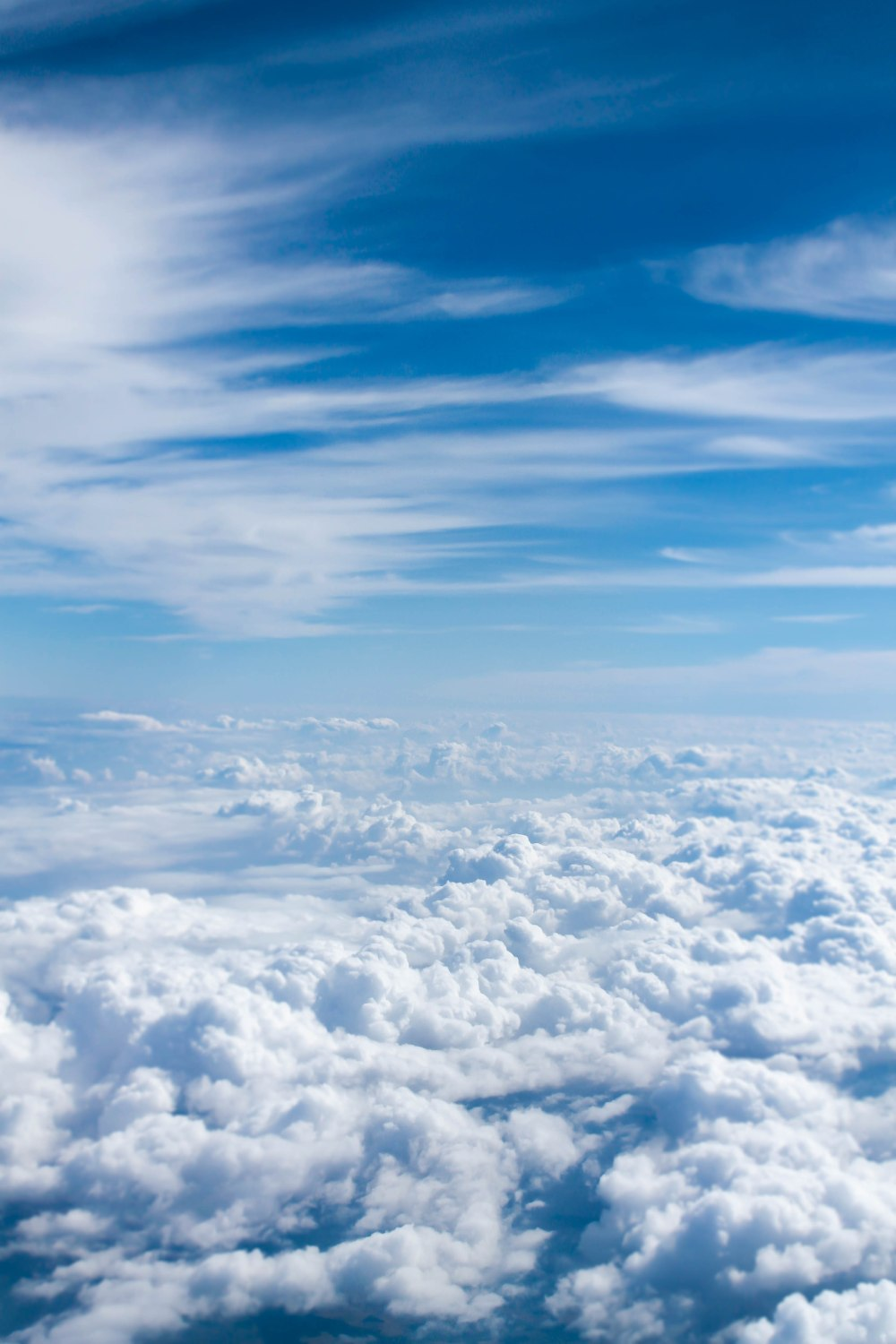 above the clouds hd