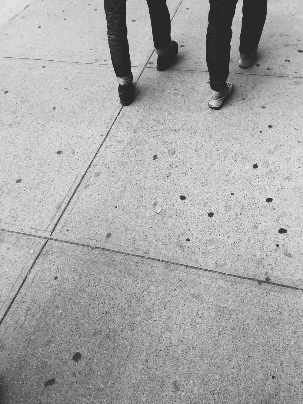 Walking Feet Free Unsplash