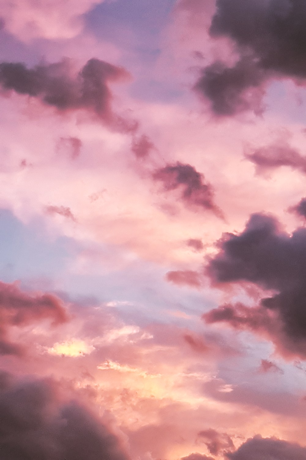 Woowpaper Aesthetic Clouds Iphone Wallpaper