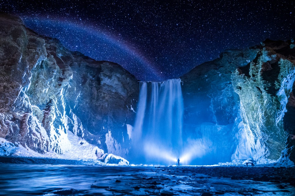 Niagara Falls Moving Wallpaper Going For A Northern Lights Hunt But Hd Photo By