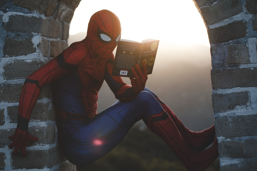 100 spiderman pictures hd