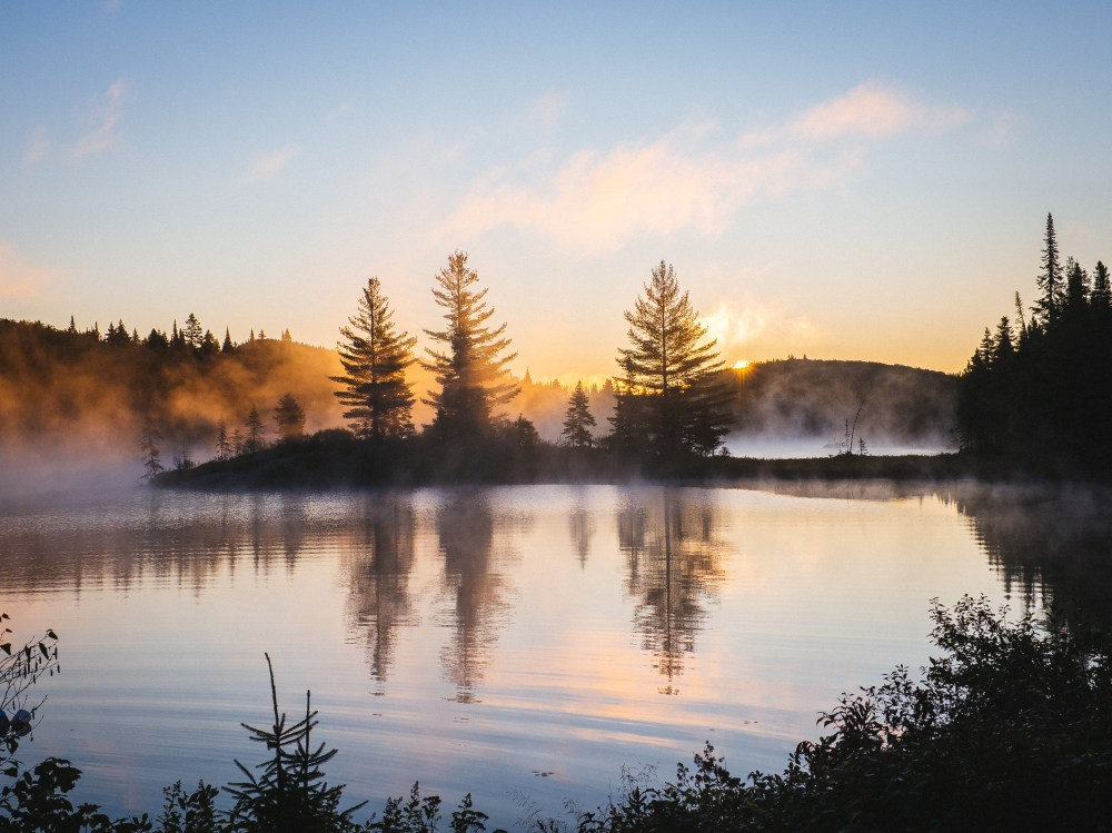 The lake at sunset, mountain,. Lake Sunset Pictures Download Free Images On Unsplash