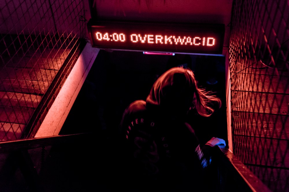 The Yellow Wallpaper Quotes About Depression Moscow Night Club Hd Photo By Alexander Popov 5tep5