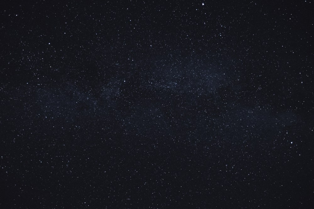 starry sky pictures hd
