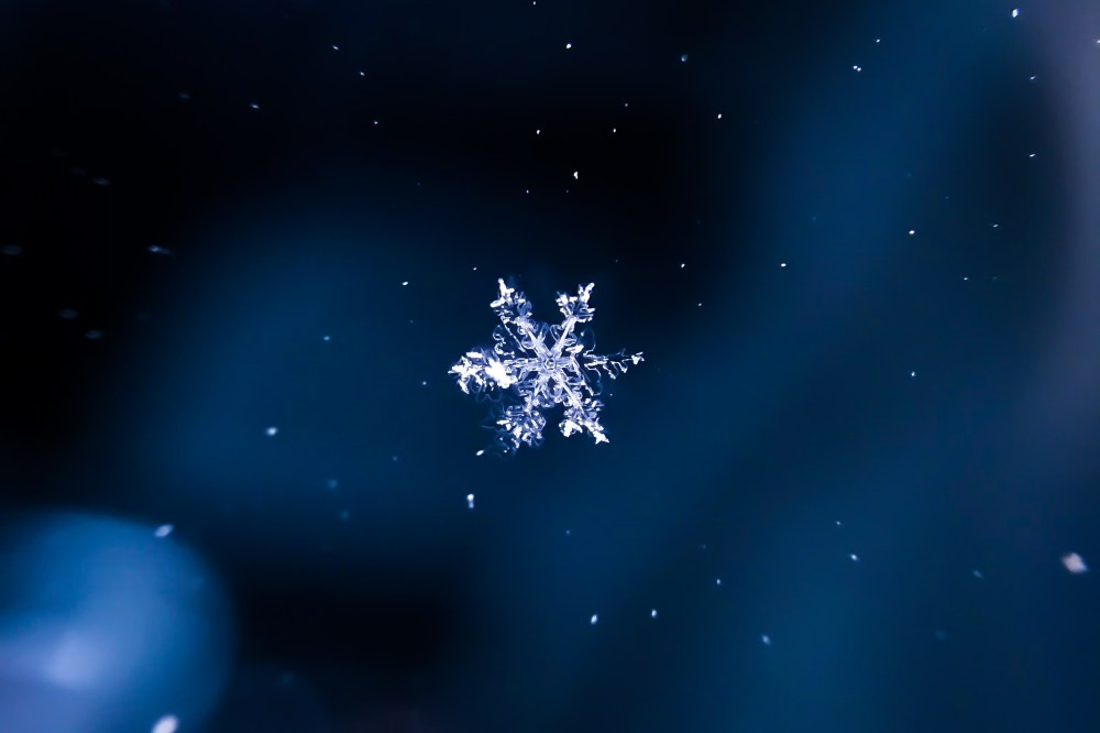 best snowflake pictures hd