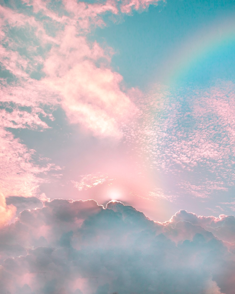 500 rainbow pictures hd