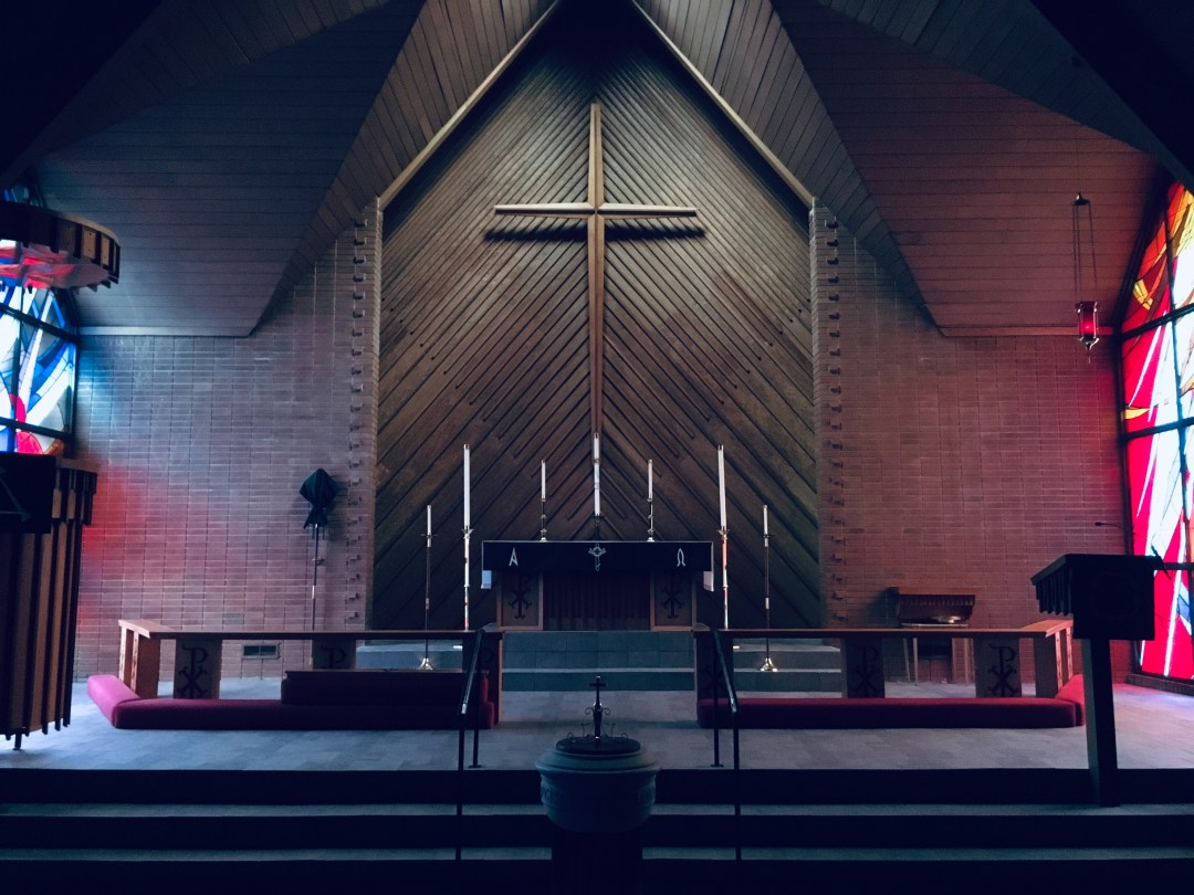 News For This Month:  Church