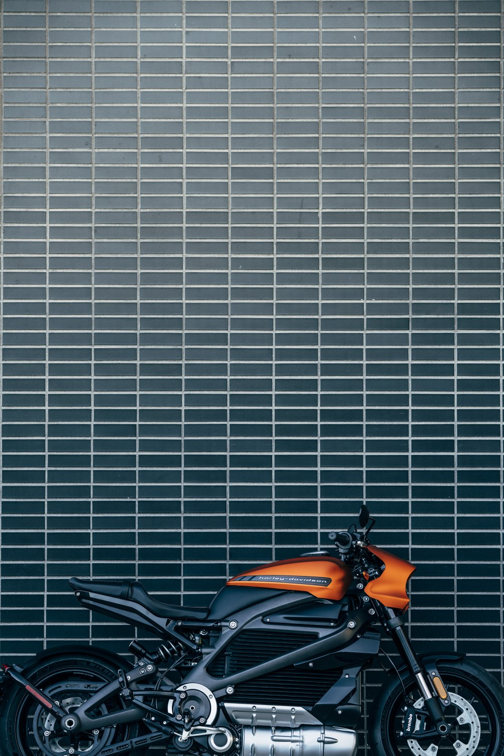 small resolution of orange and black motorcycle