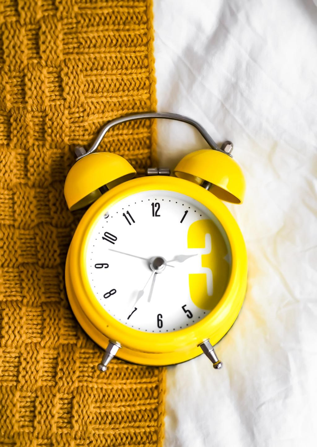 Does Your Morning Wake Up Routine Dictate Your Alertness?