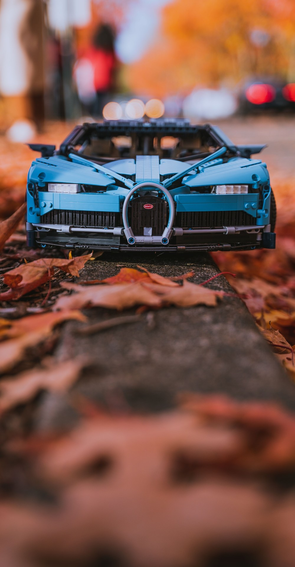 Live wallpaper is an exciting and novel way of spicing up your smartphone's home and lock screens. Blue Car On Brown Dried Leaves Photo Free Seattle Image On Unsplash