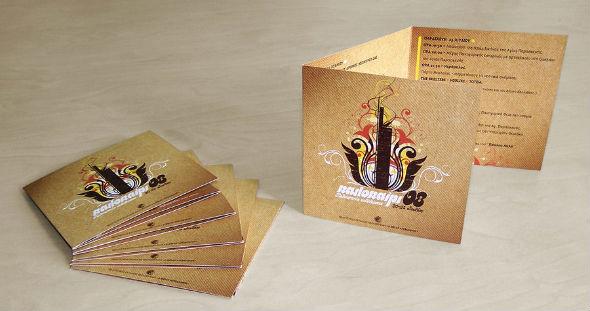Tri Fold Brochure Printing UPrinting Com