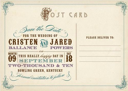 Wedding Postcards Online Postcard