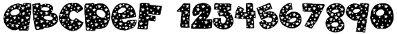 2peas 4th of July Fonts