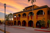 Hotel California And Real Place