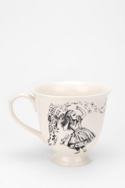 Giant Alice in Wonderland Tea Cup