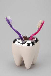 Tooth Toothbrush Holder - Urban Outfitters