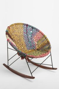 Hand-Woven Rocker - Urban Outfitters