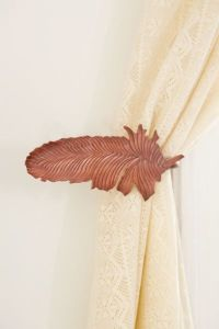 Magical Thinking Feather Curtain Tie