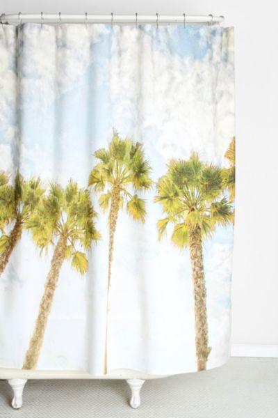 Tree Shower Curtain Deny