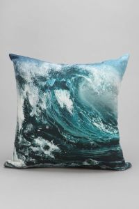 Urban Outfitters Throw Pillows. Wave Pillow Urban ...