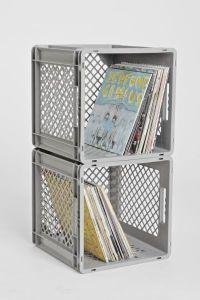 Milk Crate Storage Bin - Urban Outfitters