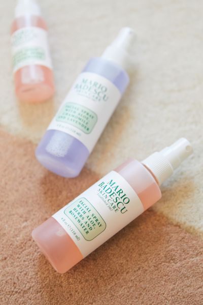 Mario Badescu Facial Spray With Aloe Herbs And Rosewater 4 Oz Urban Outfitters