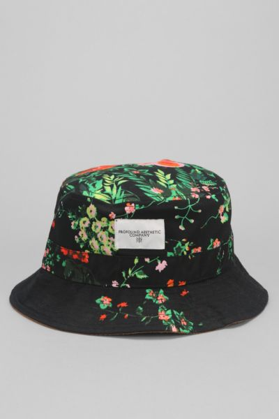 Profound Aesthetic Floral Bucket Hat  Urban Outfitters