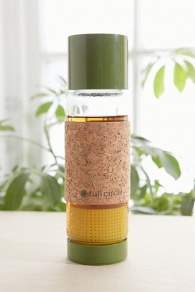 Full Circle Tea Time ToGo Bottle Urban Outfitters