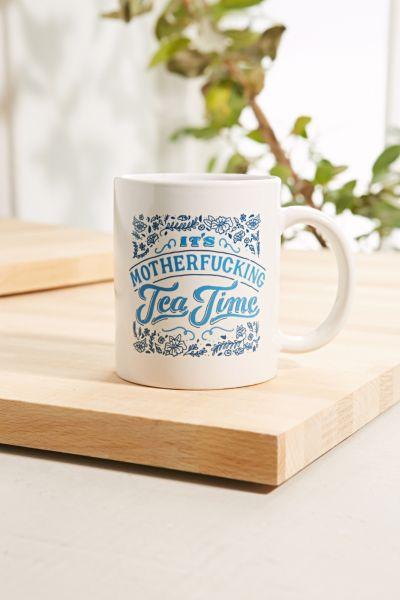 Its Tea Time Mug Urban Outfitters
