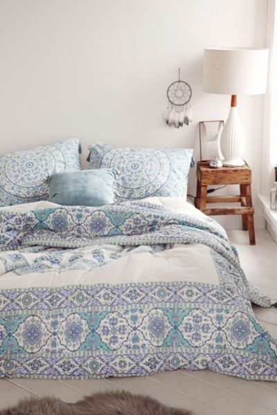 Magical Thinking Devi Medallion Comforter  Urban Outfitters