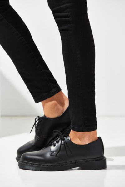 Dr Martens 1461 Mono 3Eye Oxford  Urban Outfitters