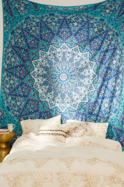 Magical Thinking Danie Medallion Tapestry  Urban Outfitters