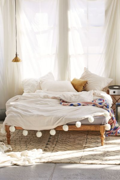 daybed sofa cover italian leather yellow home décor sale - apartment | urban outfitters ...