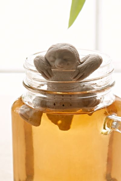 Slow Brew Sloth Tea Infuser Urban Outfitters