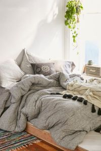 T-Shirt Jersey Comforter   Urban Outfitters