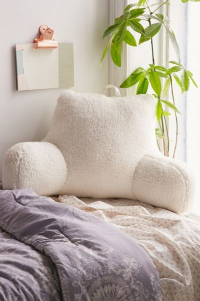 Shearling Boo Pillow  Urban Outfitters