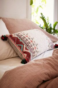 Throw Pillows + Blankets - Urban Outfitters
